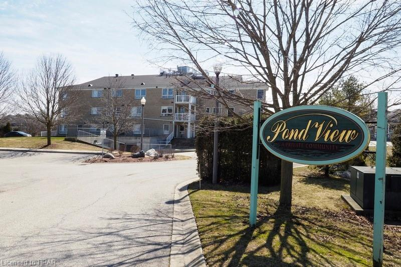 30 POND VIEW Drive Unit# 1, Wellesley, Ontario (ID 40045497)