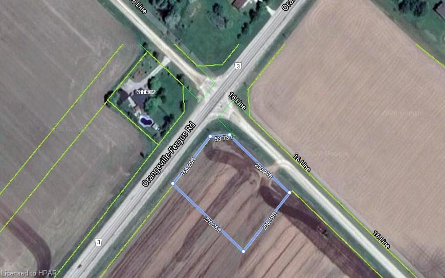 PT LT 5 16TH Line, East Garafraxa, Ontario (ID 40042150)