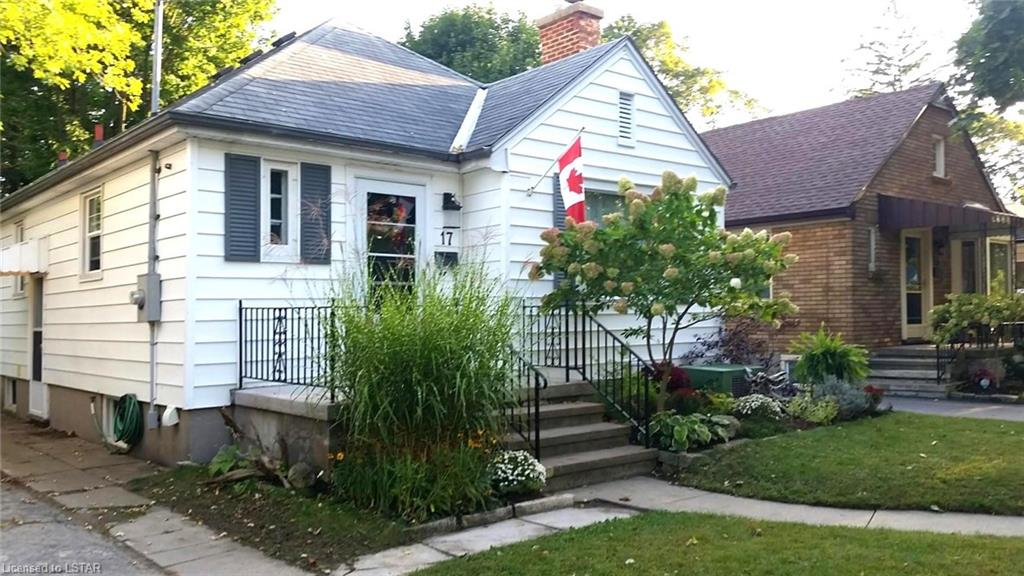 17 GRAYDON Street, London, Ontario (ID 234018)