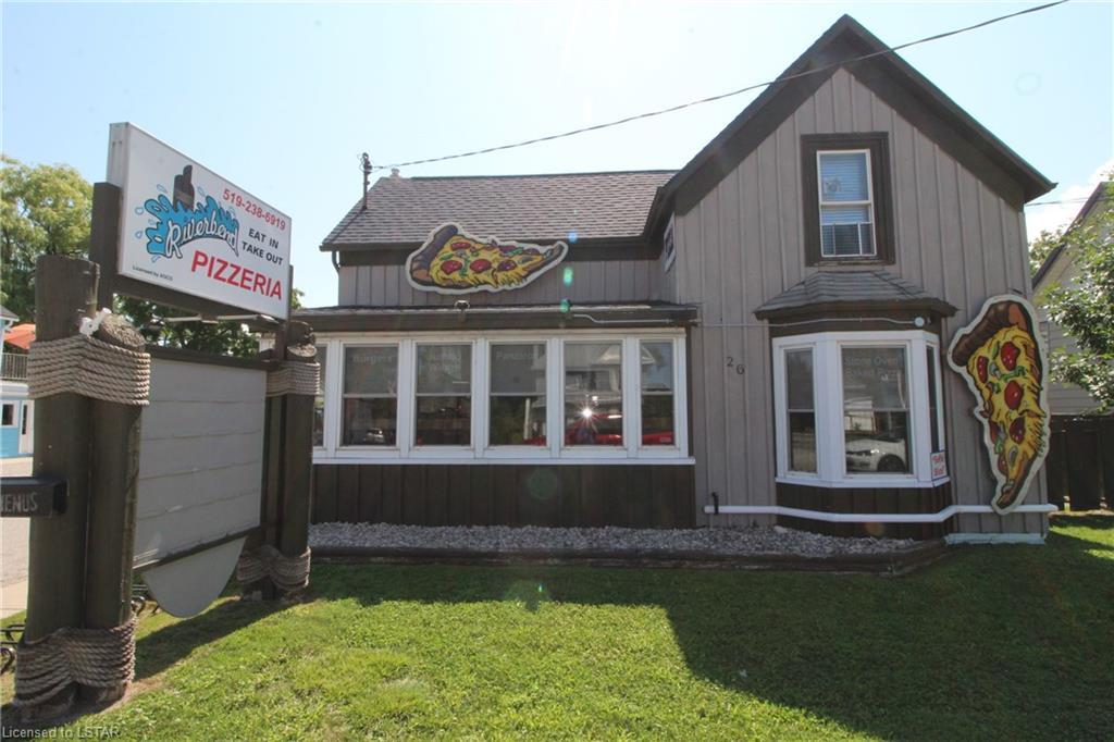 26 ONTARIO Street S, Grand Bend, Ontario (ID 40147792)