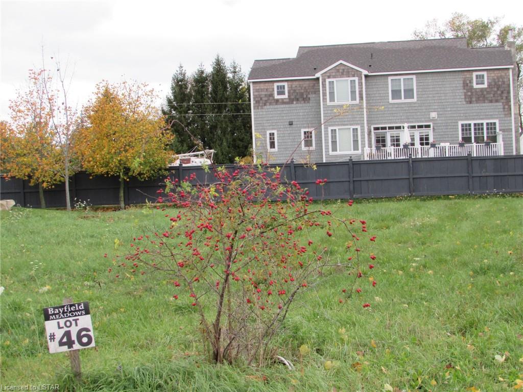 38 THIMBLEWEED Drive, Bayfield, Ontario (ID 230994)