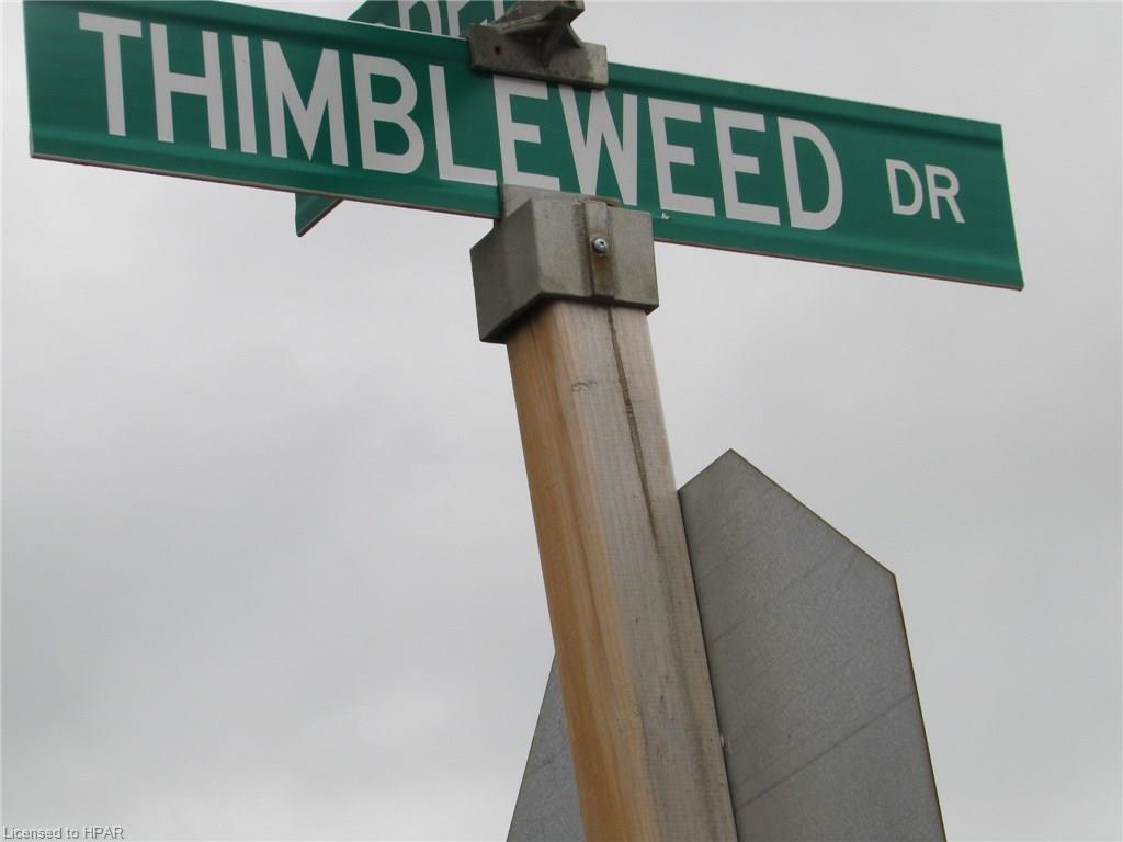 16 THIMBLEWEED Drive, Bayfield, Ontario (ID 30779170)