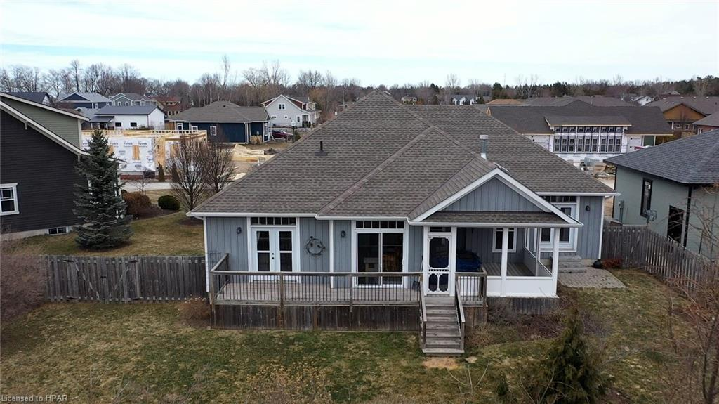 22 THIMBLEWEED Drive, Bayfield, Ontario (ID 40084080)