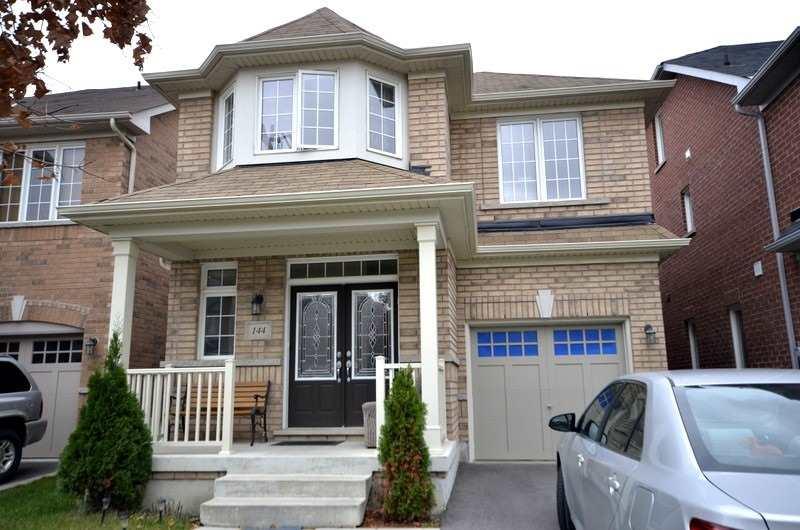 144 Gesher Cres, Vaughan, Ontario (ID N5237893)