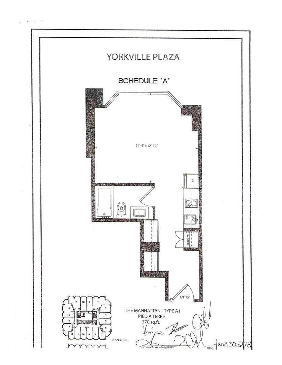155 Yorkville Ave, Toronto, Ontario (ID C5273607)