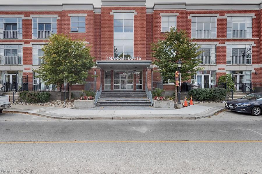 165 DUKE Street E Unit# 315, Kitchener, Ontario (ID 40025194)
