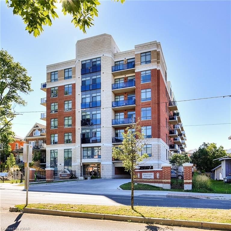 399 QUEEN Street S Unit# 503, Kitchener, Ontario (ID 40131904)