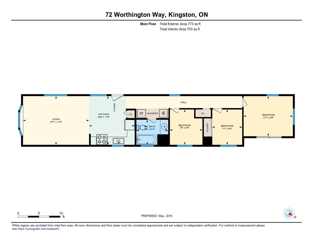 72 Worthington Way, Kingston, Ontario (ID K20003399)