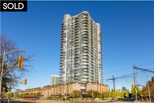 15 Windermere Avenue #905, Toronto, Ontario (ID W4785382)