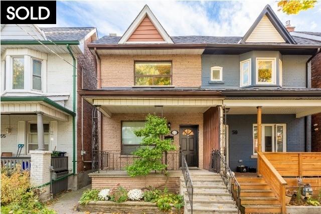 57 Vernon Street, Toronto, Ontario (ID W4955397)
