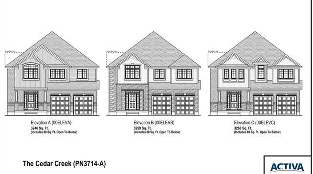 Lot 0014-3 47 Ian Ormston Drive, Kitchener, Ontario (ID 30765572)
