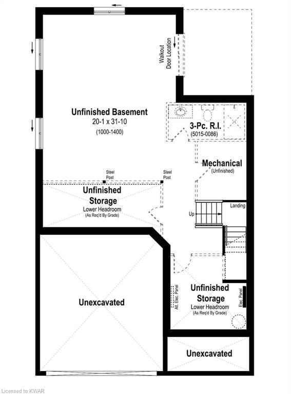 35 Ian Ormston Drive Unit# Lot 0011-3, Kitchener, Ontario (ID 30806707)