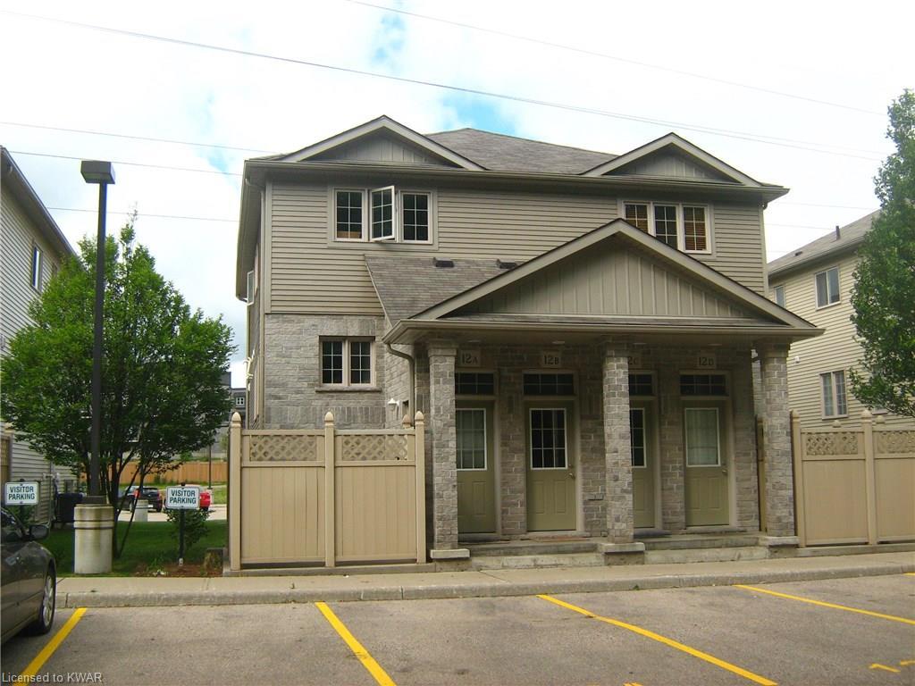 1941 Ottawa Street S Unit# 12A, Kitchener, Ontario (ID 30816195)