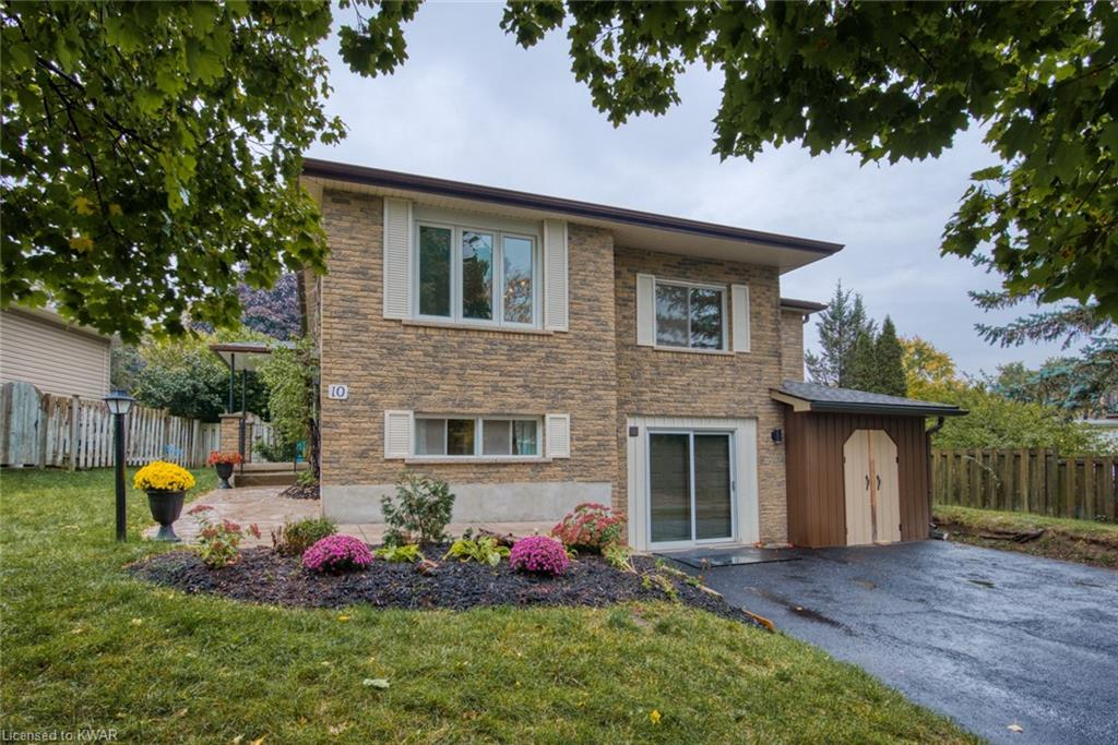 10 DRIFTWOOD Place, Kitchener, Ontario (ID 40029860)