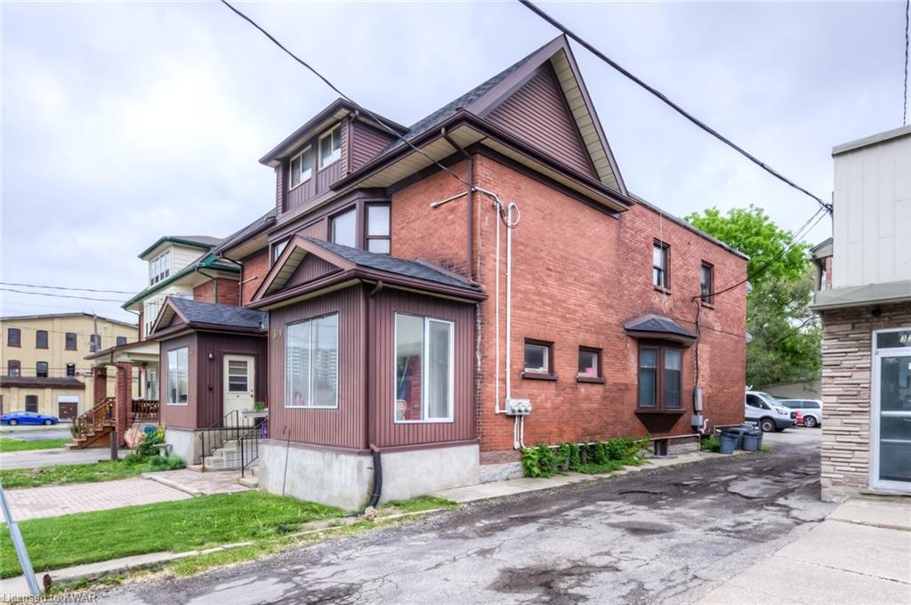 317-319 DUKE Street W, Kitchener, Ontario (ID 40124174)