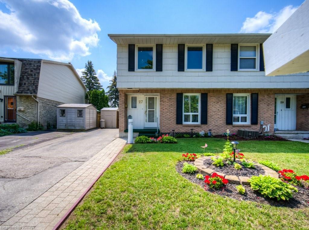 27 BRIAR KNOLL Drive, Kitchener, Ontario (ID 40138908)