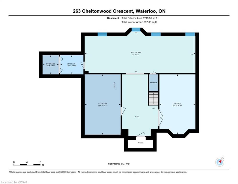 263 CHELTONWOOD Crescent, Waterloo, Ontario (ID 40070067)