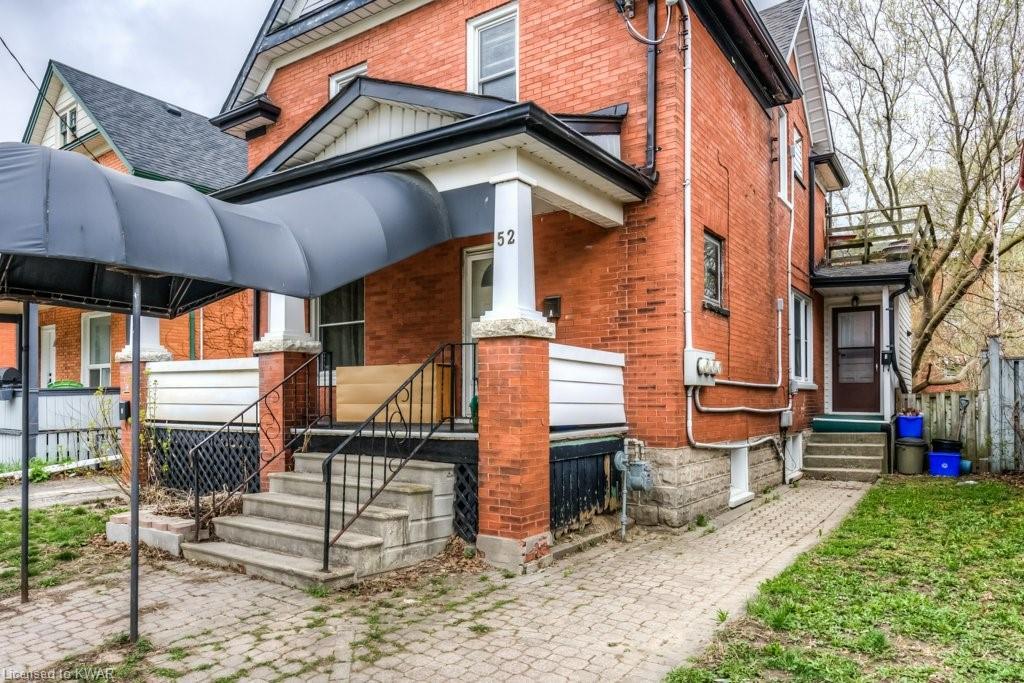 52 LAUREL Street, Waterloo, Ontario (ID 40100738)