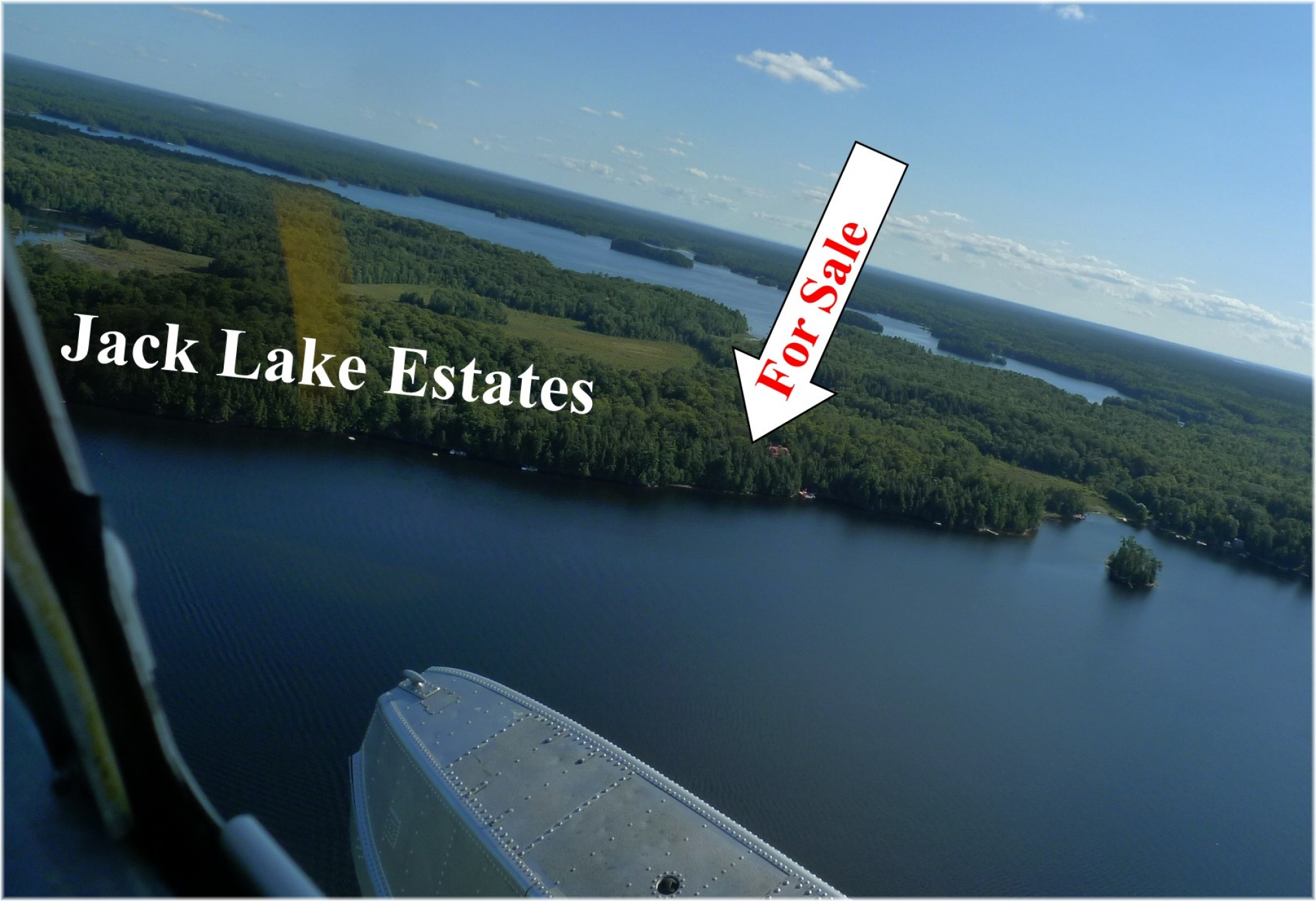 8 Bear Run Jack lake Estates , Apsley, Ontario (ID 1641 lin)