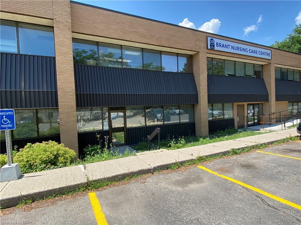 446 GREY Street Unit# 102, Brantford, Ontario (ID 30819220)