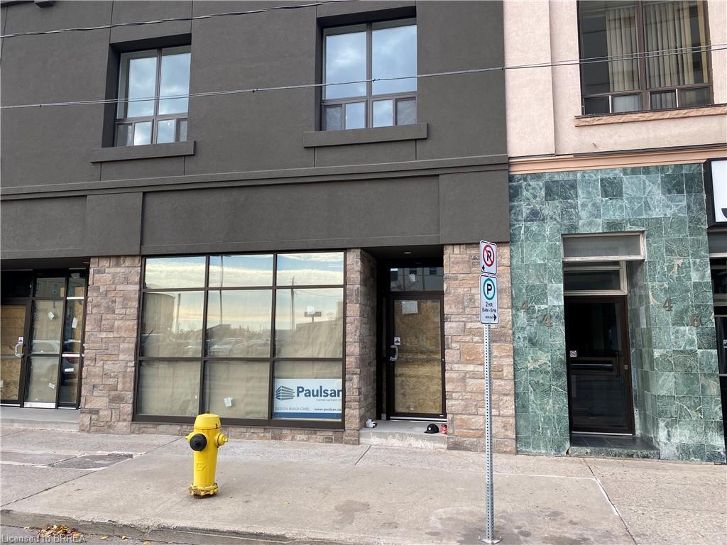 40 DALHOUSIE Street Unit# 4, Brantford, Ontario (ID 40033152)