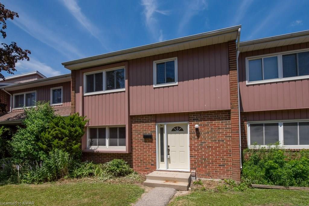 121 University Avenue E Unit# 74, Waterloo, Ontario (ID 30822293)