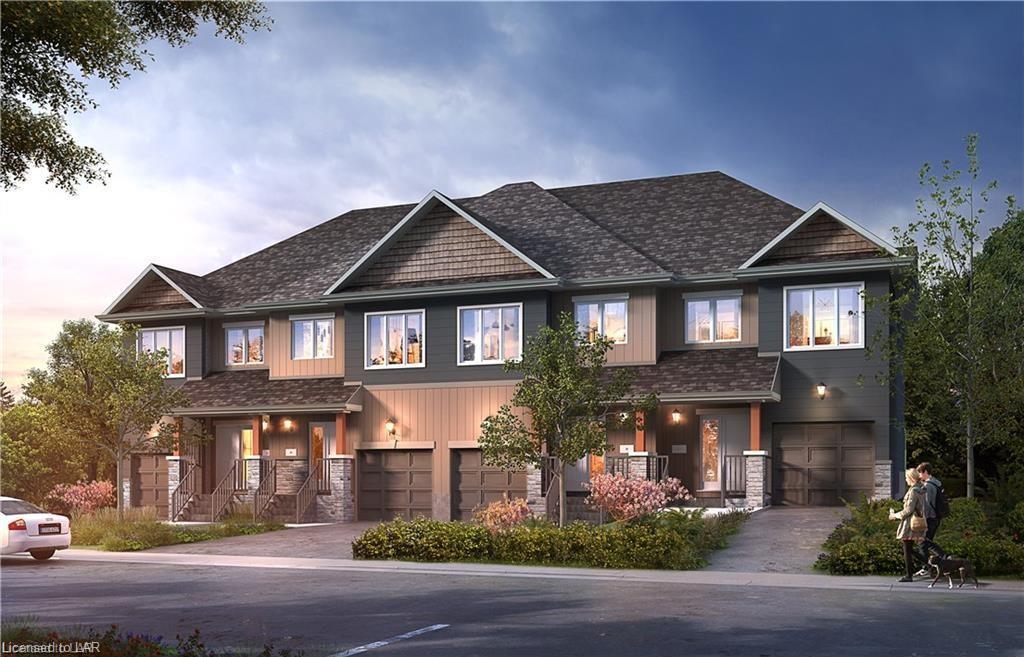 391 MANITOBA Street Unit# 3 BUILDING A, Bracebridge, Ontario (ID 236552)