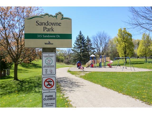 311 SANDOWNE Drive, Waterloo, Ontario