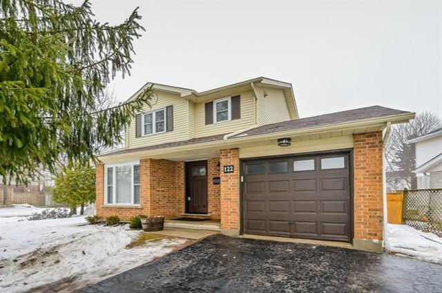 122 FOXHUNT Road, Waterloo, Ontario