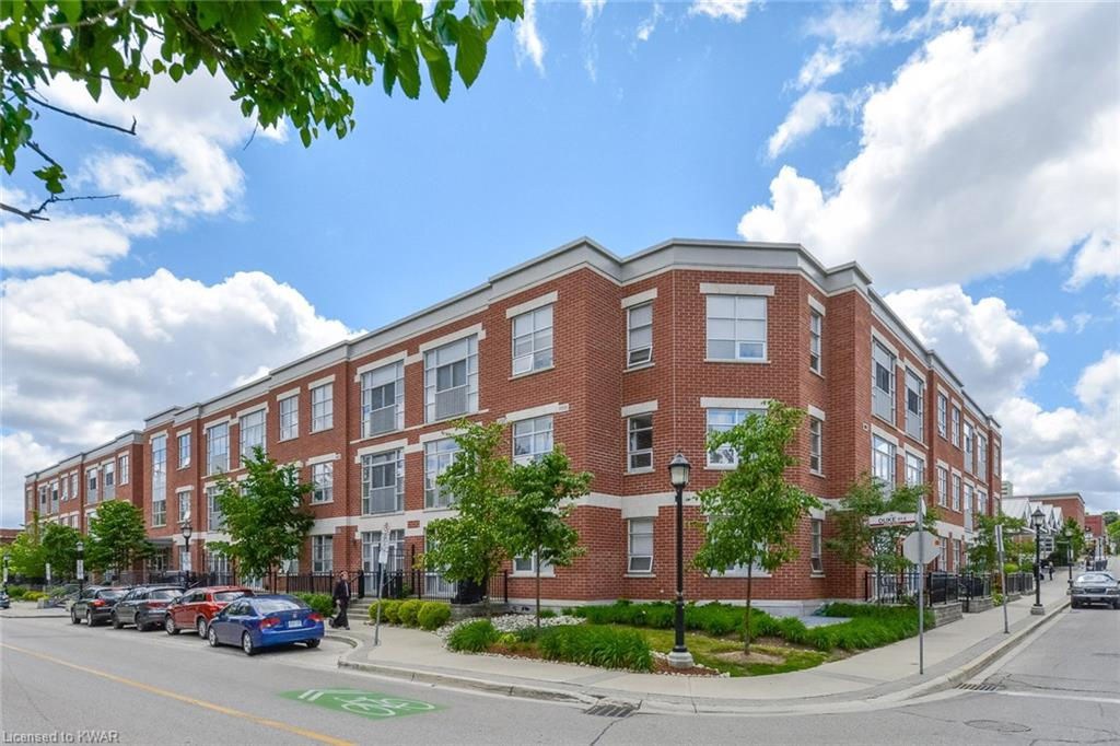 165 DUKE Street E Unit# 109, Kitchener, Ontario