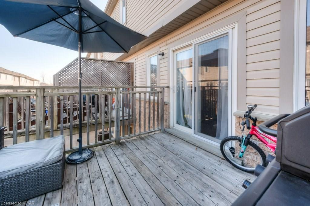 535 WINDFLOWER Crescent Unit# 5, Kitchener, Ontario