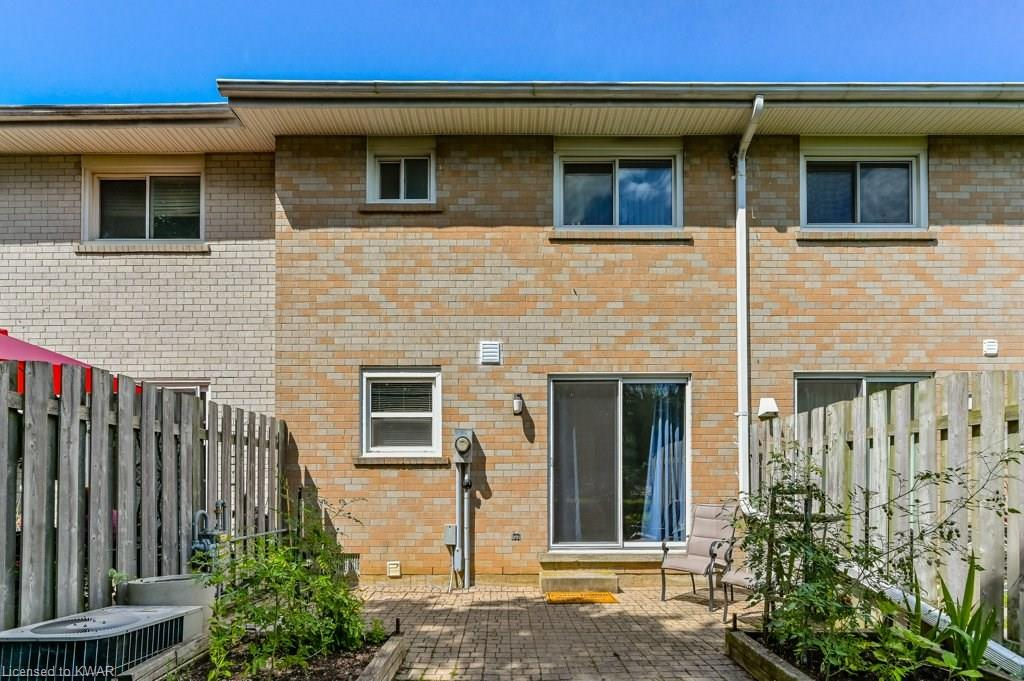 511 WEBER Street N Unit# H, Waterloo, Ontario