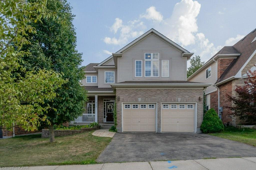 313 PINE VALLEY Drive, Kitchener, Ontario