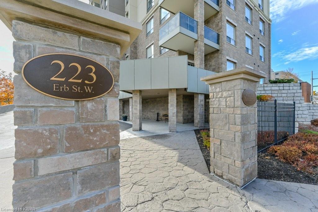 223 ERB Street W Unit# 306, Waterloo, Ontario
