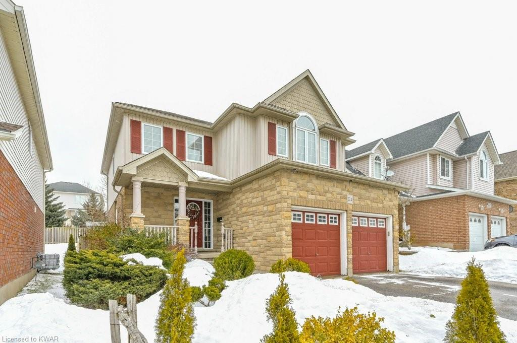 224 DOON SOUTH Drive, Kitchener, Ontario