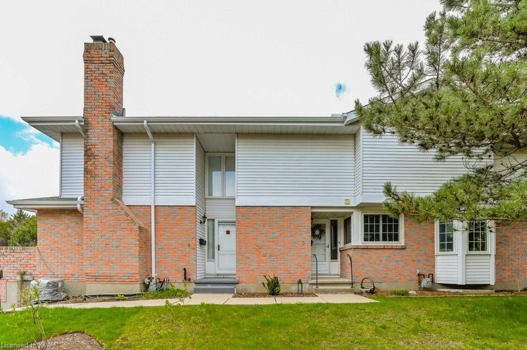 495 BEECHWOOD Drive Unit# 3, Waterloo, Ontario