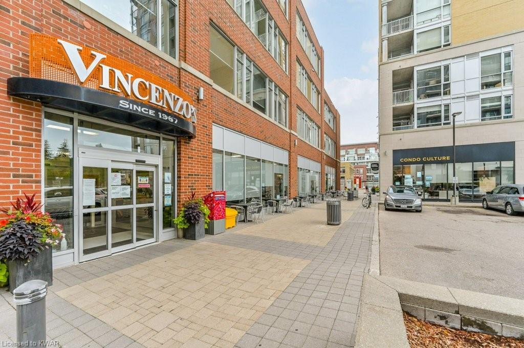 191 KING Street S Unit# 806, Waterloo, Ontario