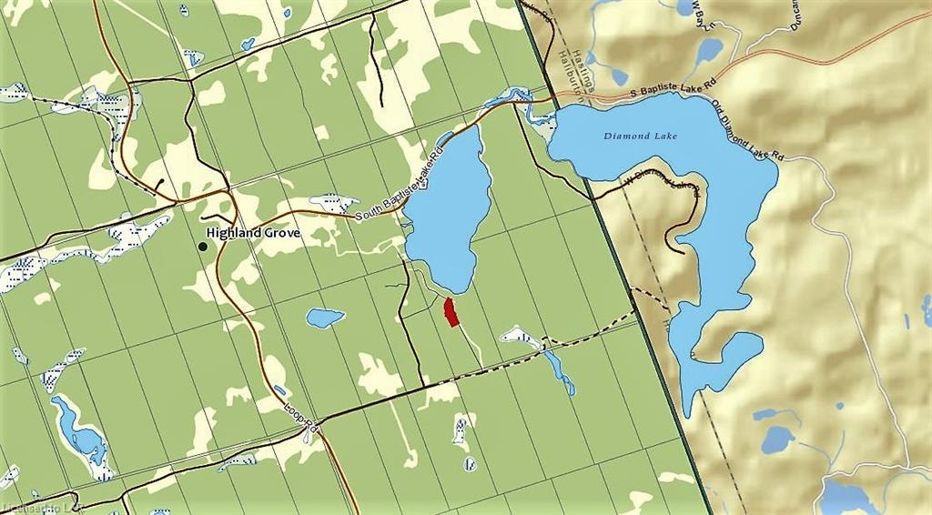 - JORDAN LAKE Road, Haliburton, Ontario (ID 129587)