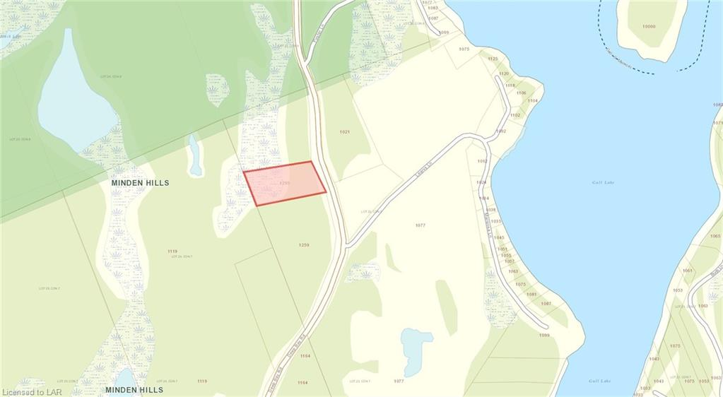 LOT 23 DEEP BAY Road, Minden, Ontario (ID 241540)