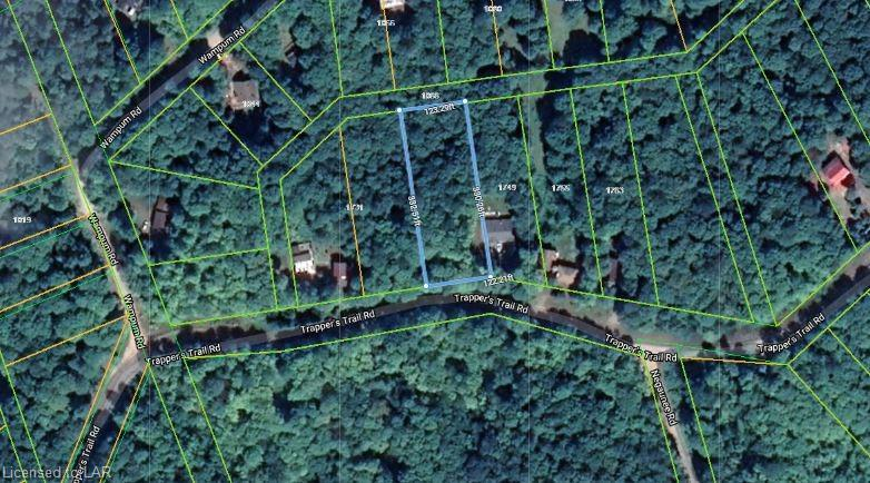 LT 39 TRAPPERS TRAIL Road, Haliburton, Ontario (ID 246174)