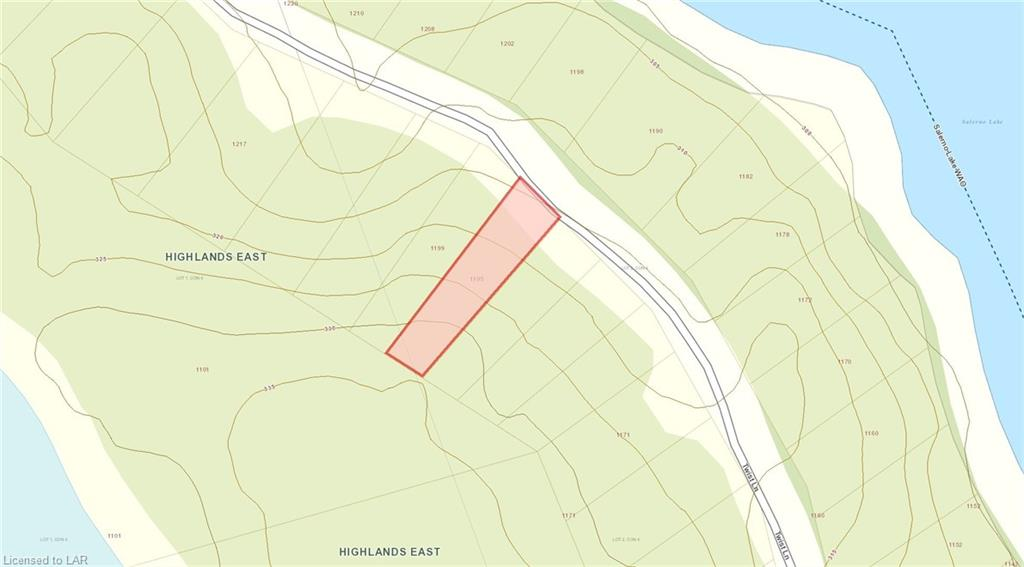 1195 TWIST Lane, Haliburton, Ontario (ID 247527)