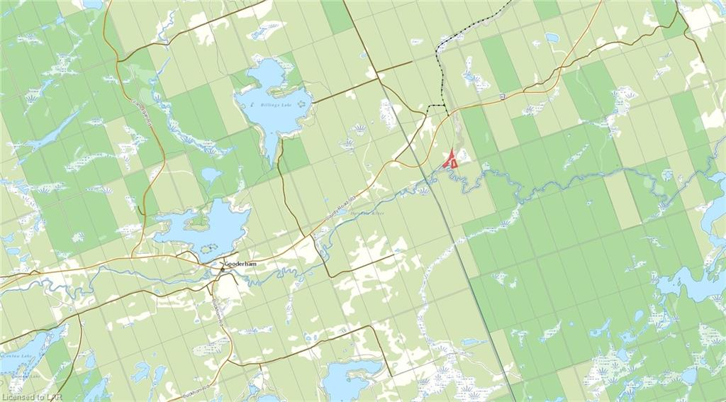 LT 3 CON 7 IB & O RAIL Trail, Highlands East, Ontario (ID 257186)