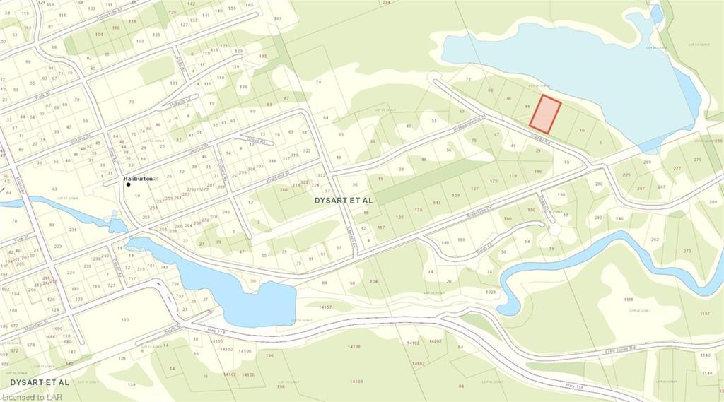 LOT 25 CATTAIL Road, Haliburton, Ontario (ID 275299)