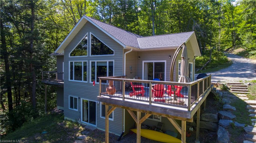 1084 JOHNSON BAY Road, Haliburton, Ontario (ID 277385)