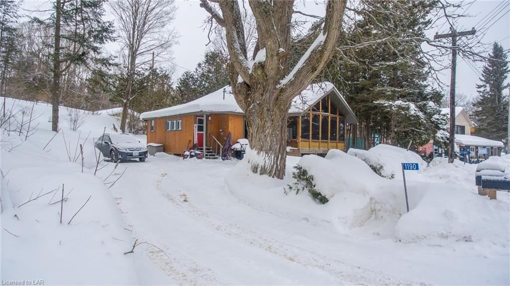 1190 KASHAGAWIGAMOG LAKE Road, Minden, Ontario (ID 40069783)