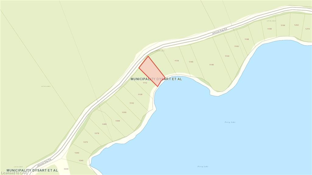 . JOHNSON BAY Road, Haliburton, Ontario (ID 40084379)