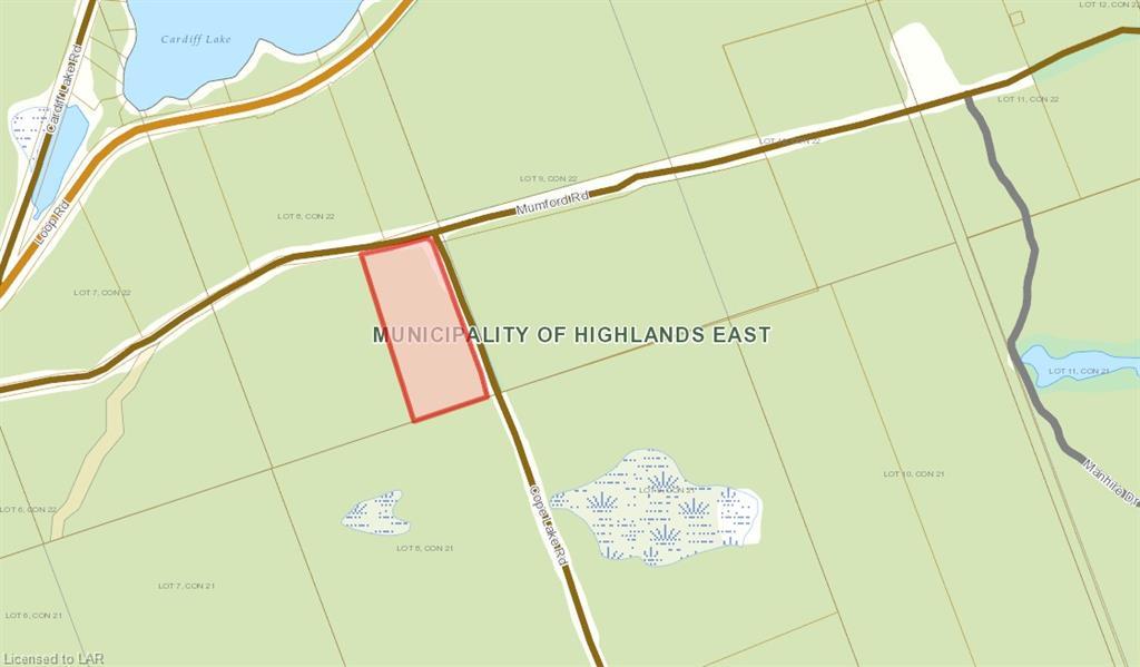 1046 COPE LAKE Road, Wilberforce, Ontario (ID 40160646)