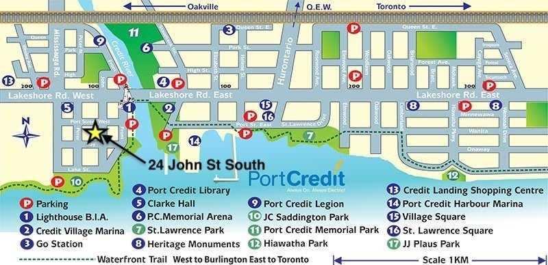 24 John St S, Mississauga, Ontario (ID W4669735)