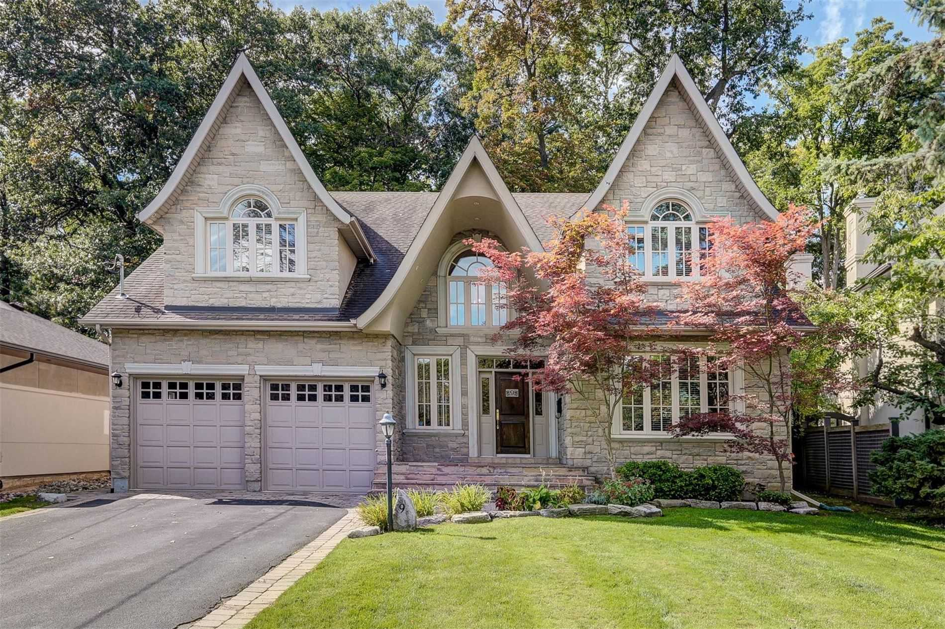 9 Cobble Hills, Toronto, Ontario (ID W4706006)