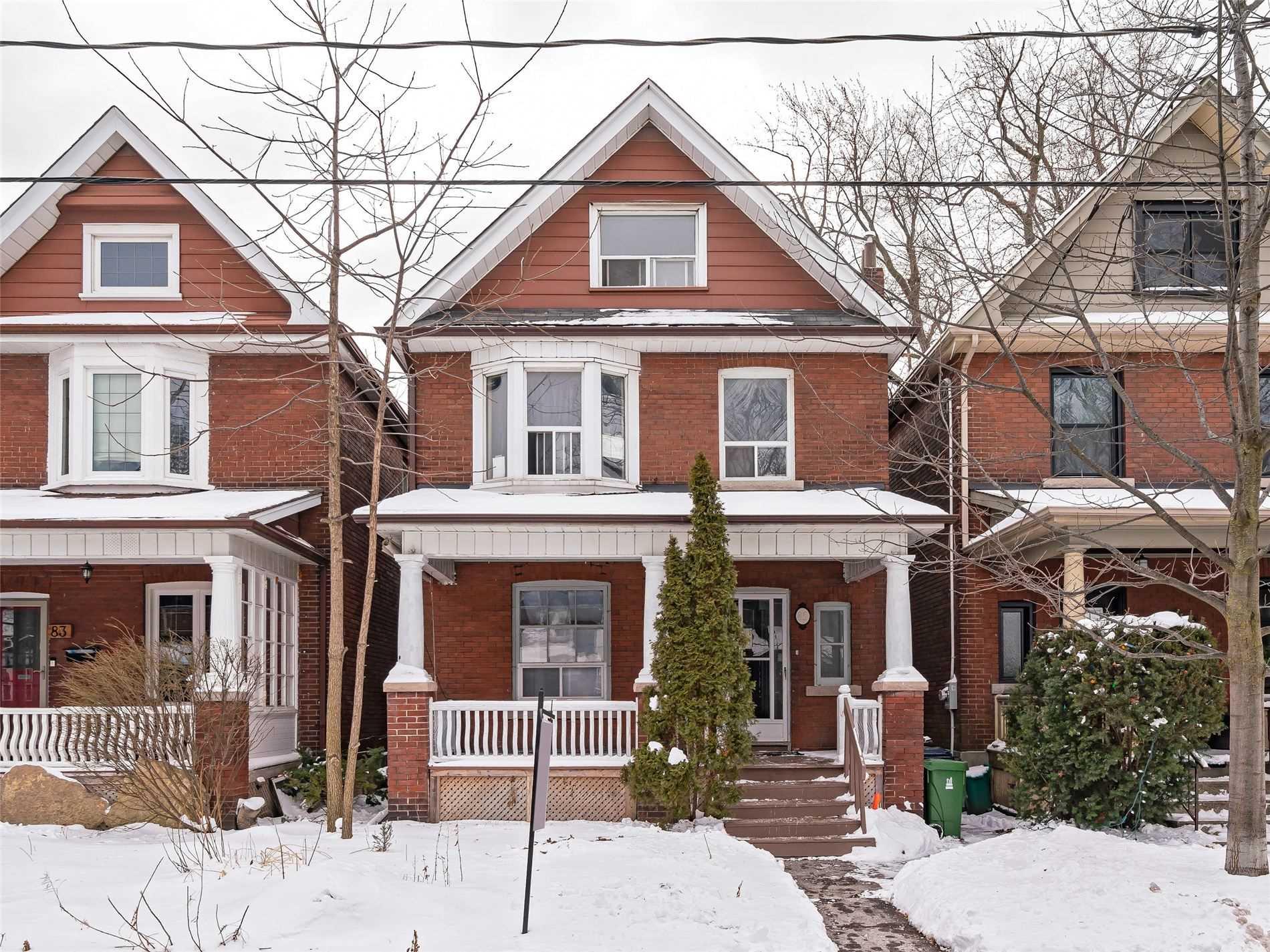 85 St John's Rd, Toronto, Ontario (ID W4709140)